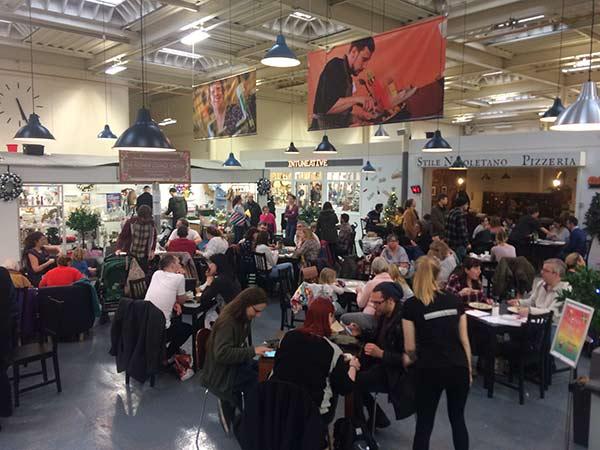 Chester Market revitalised