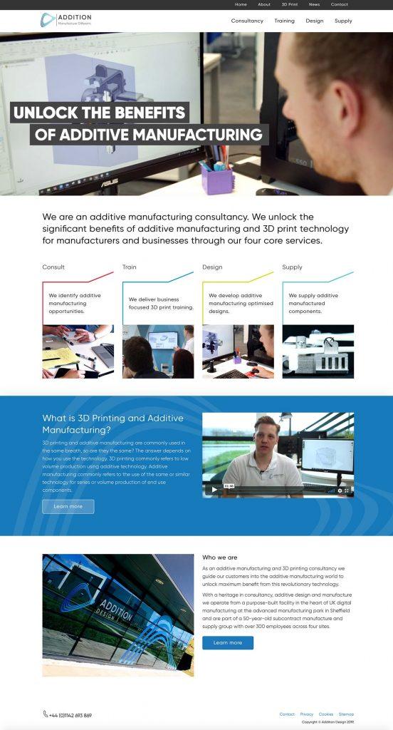 web design Chester